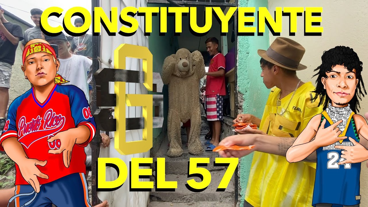 CONSTITUYENTE DEL 57 Y EL KRIK-OSO LA GRANJA RIFA