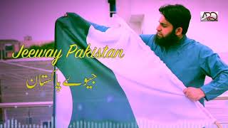 Super Hit Milli Nagma 2018   Jeevay Jeevay Pakistan Song   Hafiz Ahmed Raza Qadri
