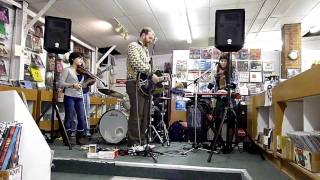 Woodpigeon at Groves - instore Feb 12th 2010