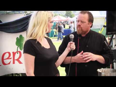 Celtic Caterer at Tulsa's Scotfest