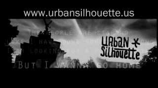 Urban Silhouette - I wanna go home (6745) - Instrumental with lyrics - karaoke