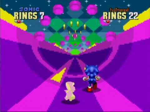Sonic generations let's play partie 2 - YouTube  |Sonic Generations 2 Player Mode