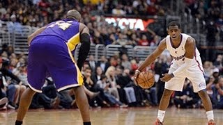 Chris Paul's Top 10 Plays of His Career thumbnail