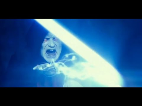 Star Wars The Rise Of Skywalker Palpatine Death Clip Look In Description Youtube