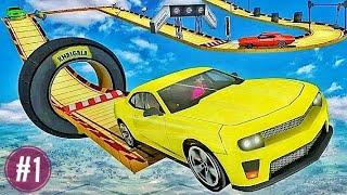 Crazy Car Stunts Driving Games - New Car Games 2021 | Android gameplay | part#1 screenshot 1
