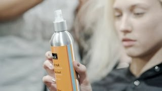 Muk Haircare @ New York Fashion Week For Ellery And Christopher Esber
