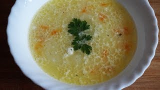 Вкусный суп из ничего! Картофельный  суп - кромпир чорба.