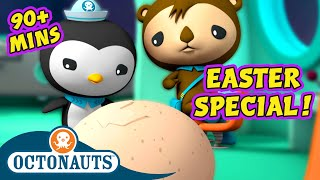 #Easter Octonauts - Spring Births | 90 Mins+ Special! | Cartoons for Kids | Underwater Sea Education