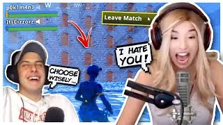 Download Pokimane RAGE QUITS Cizzorz NEW Death Maze **IMPOSSIBLE** Mp3 and Videos