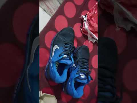 new products 1a0fe 77b9d NIKE AIR MAX 2017 BLUE Snapdeal - Real or First Copy?