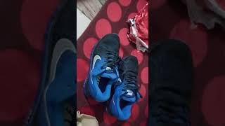 NIKE AIR MAX 2017 BLUE Snapdeal - Real
