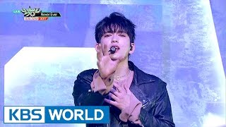 GOT7 - Never Ever [Music Bank HOT Stage / 2017.03.24]