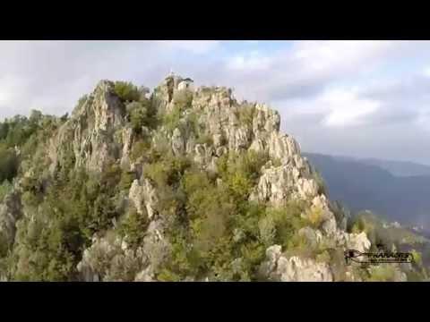 Rocca Sella In Volo