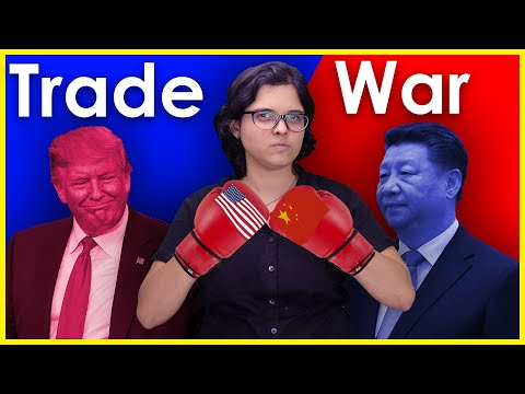 What Is US-China Trade War & Its Effect On Indian Economy, Stock Market And How To Deal With It?