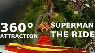 SUPERMAN™ The Ride 360