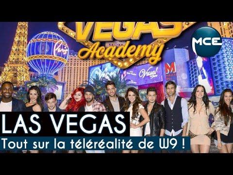 """Exclu MCE : découvrez les candidats de la nouvelle téléréalité de W9 : """"Las Vegas Academy"""""""
