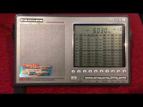 6030 RADIO MARTI (Spanish), Greenville B. USA