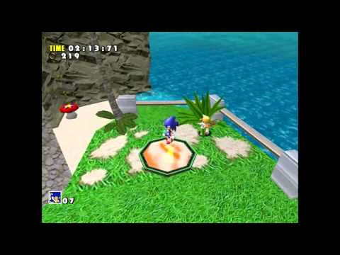 SADX/SA1 Hacking/Modding - Sonic and Sega Retro Message