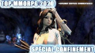 TOP MMORPG 2020 : à quel MMO jouer pendant le confinement ?