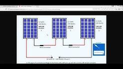 Solar Block Diagram Energy