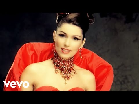 Shania Twain - Ka-Ching! (Red Version) (Official Music Video)