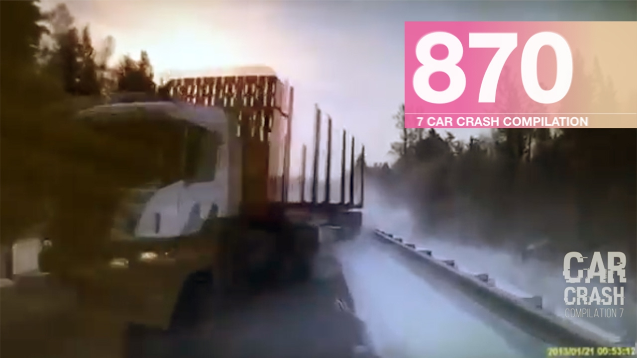 Car Crashes Compilation 870 February 2017 Youtube