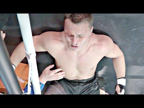 Артём Тарасов vs Воробьёв! Глухой нокаут, потасовка после боя на повышенных тонах