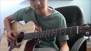 Gambar cover Sungha Jung Waiting tutorial (Second verse)