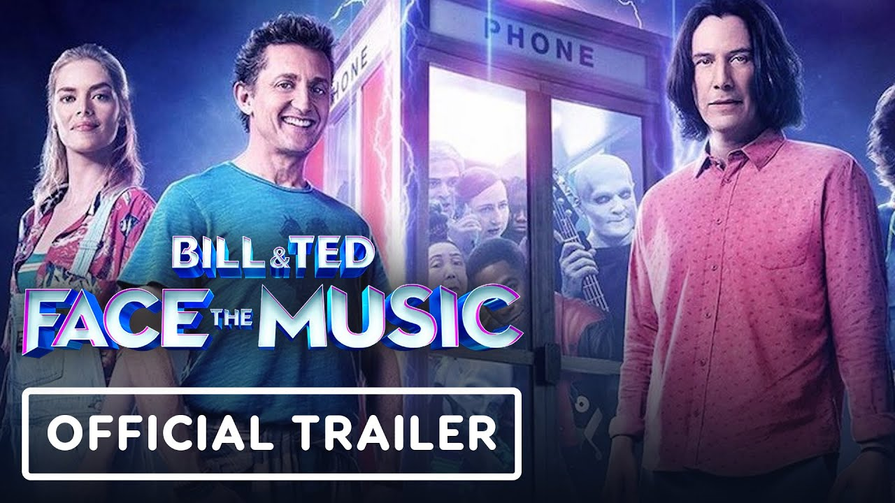 Download Bill & Ted Face the Music - Official Trailer 2 (2020) Keanu Reeves, Alex Winter | Comic Con 2020