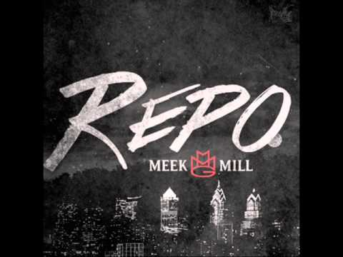 Meek Mill - Repo | Official Instrumental | Prod By Jahlil Beatz