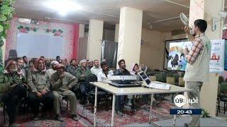 مؤسسات خيرية تقدم الأبقار بالمجان للفلاحين المتضررين في الغوطةالشرقية