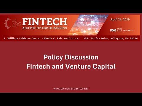 Fintech And Venture Capital