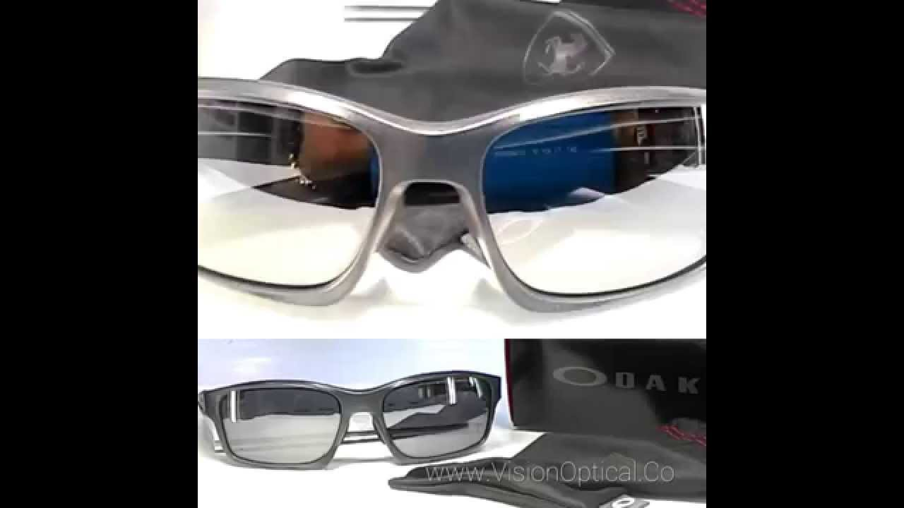 13485d2786 Oakley CHAINLINK Ferrari Colection OO9252 - YouTube