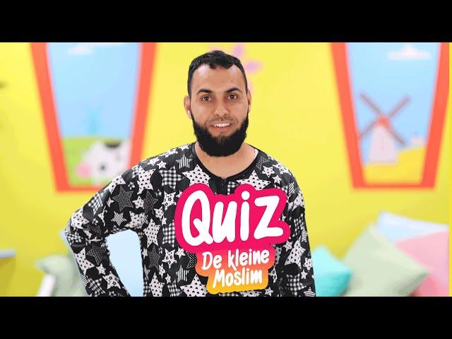 De kleine moslim | Quiz