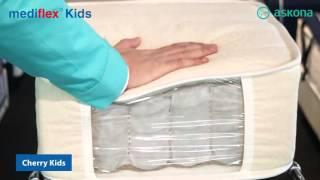 Видео обзор детского матраса Mediflex Cherry Kids