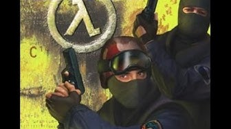 VALVE INTRO LOGO - ALL COUNTER STRIKE