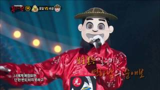 【tvpp】dindin expression of love 딘딘 애정표현 king of masked singer