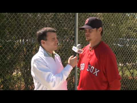 Meter interviews Clay Buchholz