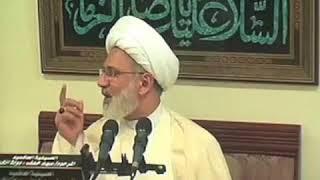 الشيخ زهير الدروره - مراحل دعوة الإمام المهدي عليه السلام إلى الله