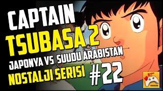 CAPTAIN TSUBASA 2 #22 Japonya vs Suudi Arabistan (Türkçe Oynanış)
