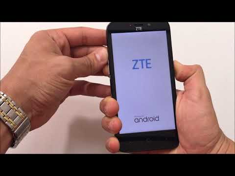 How To Reset ZTE ZFive 2  - Hard Reset and Soft Reset