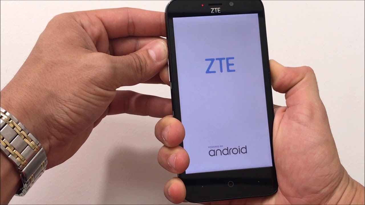ZTE factory reset protection