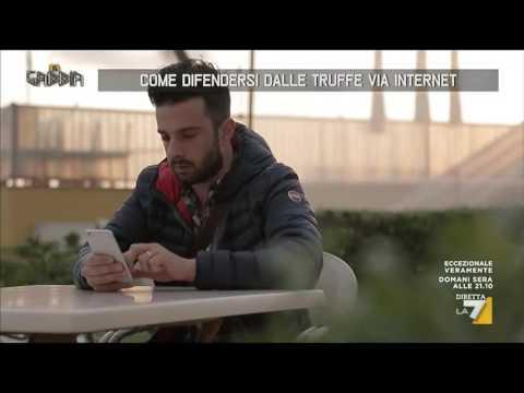 Come difendersi dalle truffe via internet