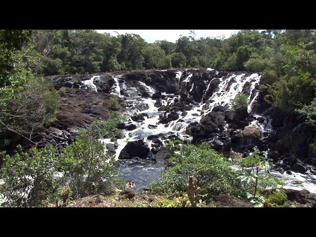 Blanche Marie en Apoera - Suriname