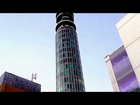 BT Tower London.  Used to be called the Post Office Tower