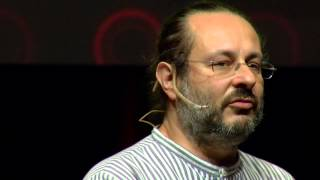 Toplumla konuşmak için tasarım lazım!: Rauf Kösemen at TEDxReset 2014