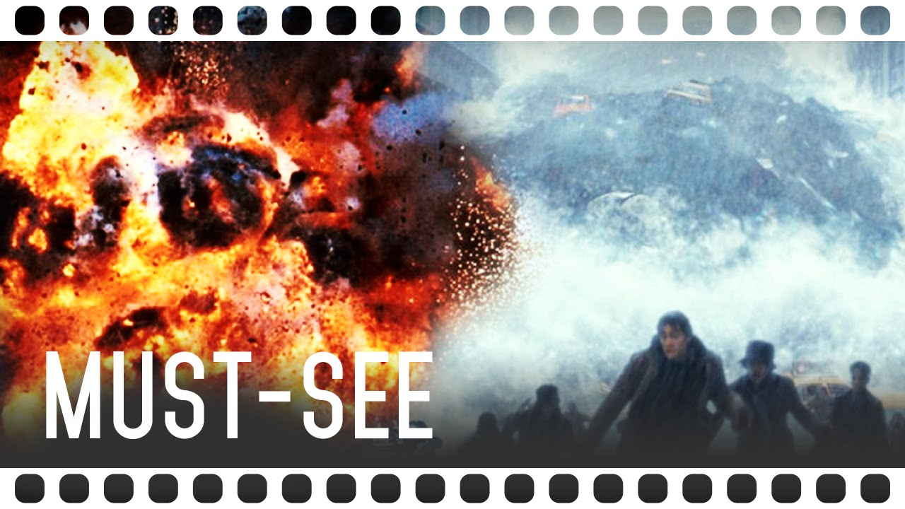 Top 10 Katastrophenfilme  Mustsee  Youtube