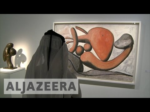 Qatar Museums hosts Picasso-Giacometti exhibition