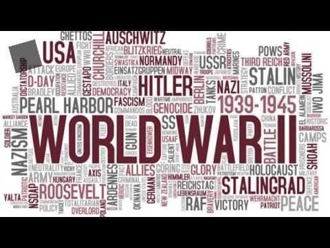 world war 2 original clips