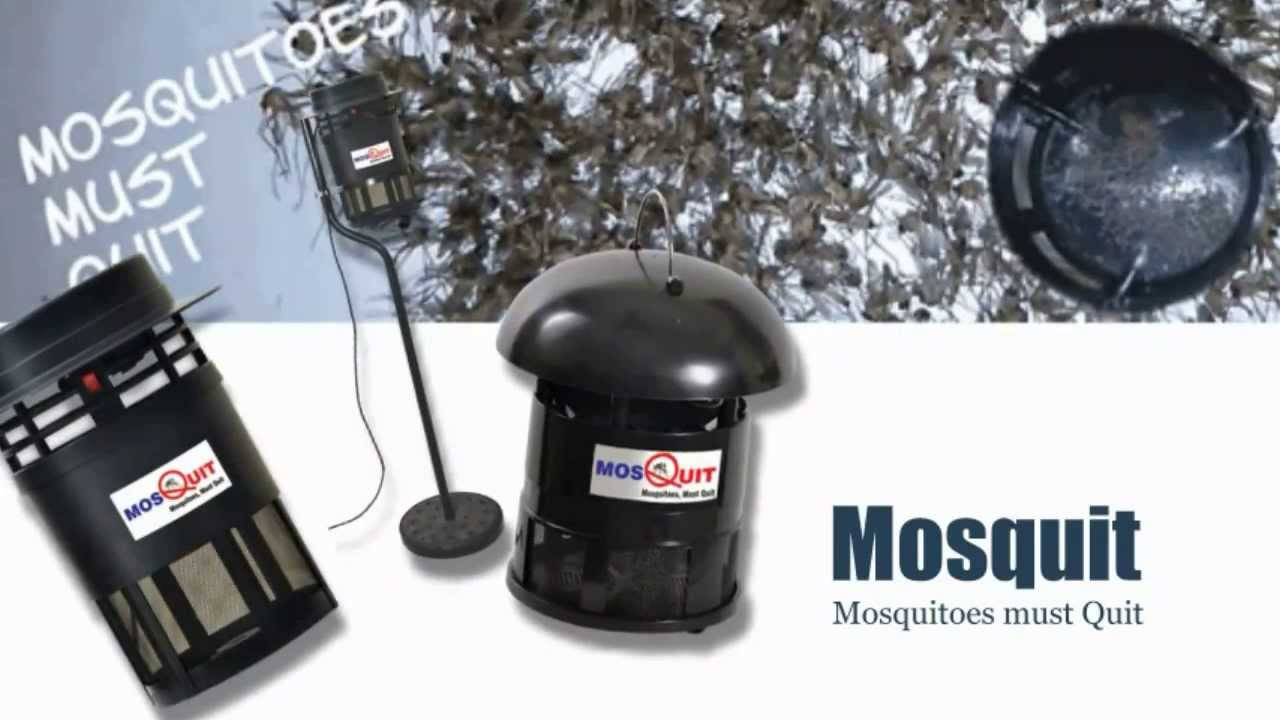 Best Mosquito Killer Machine For Indian Environment Youtube